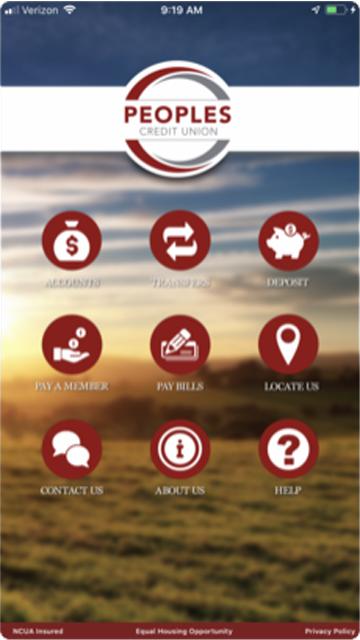 peoples security bank app
